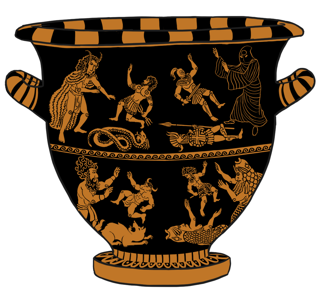 Initiation of Orlanth Vase